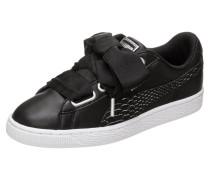 Sneaker 'Basket Heart Oceanaire' schwarz