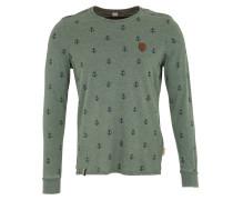 Sweatshirt Path Of The Dark Side grün