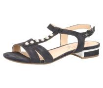 Sandaletten ultramarinblau