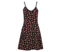 Sommerkleid 'karah' pink / schwarz