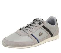 Sneaker 'menerva' grau / schwarz