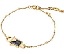 Armband 'mkc1041Am710' gold / schwarz