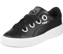 Sneaker Platform Kiss LEA W mit dicken Schnürsenkeln