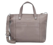 Shopper 'Stud Love' taupe