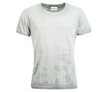 T-Shirt 'Tard' grün / pastellgrün