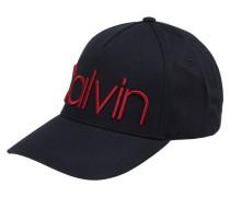 Cap 'calvin Baseball Cap' dunkelblau