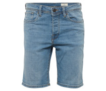 Jeans Shorts 'shnalex 312 LT. Blue ST Denim'