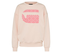 Sweater 'oluva' rosa