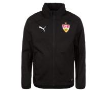 'VfB Stuttgart' Regenjacke schwarz