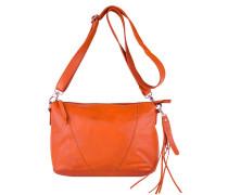 Handtasche 'Badia' dunkelorange
