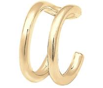 Ohrringe Earcuff gold