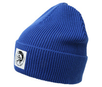 Mütze 'K-Coder' blau