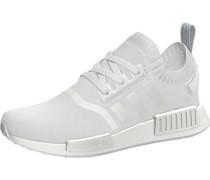 Sneaker 'nmd R1 Primeknit W' weiß