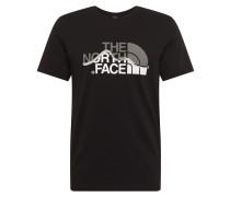 T-Shirt 'Mountain Line'