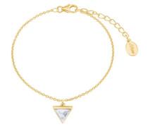 Armband '2023632' gold / weiß