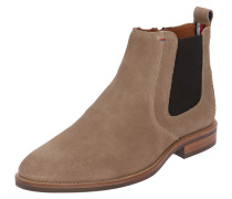 Chelsea-Boots taupe