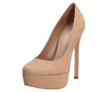 High Heels 'kassandra' beige
