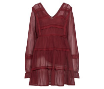 Kleid 'berlin' rot