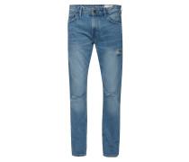 Jeans 'aedan slim destroyed denim'