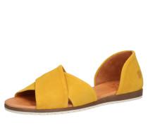 Sandale 'ss20-Chiusi' gelb
