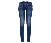 Stretchige Bluejeans 'Pitch' blue denim