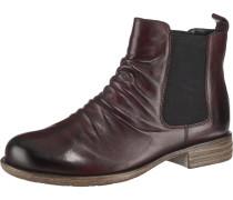 Chelsea Boots burgunder