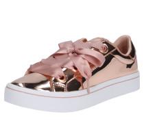 Sneaker 'hi-Lites' gold / rosé
