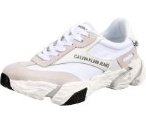 Sneaker 'Sigma' weiß / hellgrau