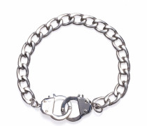 Armband 'Hand Cuff 1276' silber