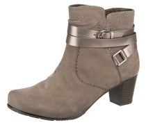 Boots gold / taupe
