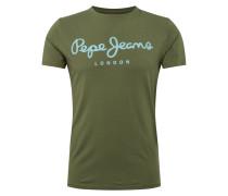 Shirt dunkelgrün
