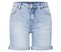 Shorts 'Manni' blue denim