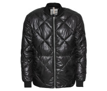 Bomberjacke 'joreast Jacket' schwarz