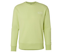 Sweatshirt hellgrün