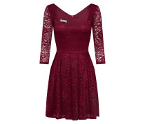 Kleid 'WG 8723' bordeaux