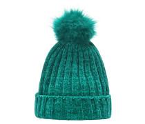 Mütze jade