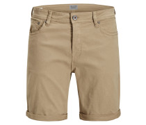 Shorts 'rick Original' hellbraun