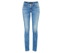 Slim Fit Jeans 'Aspen' blue denim