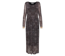 Kleid 'Lauren' dunkelbraun