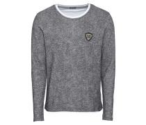 Sweatshirt 'msw Agility round' navy
