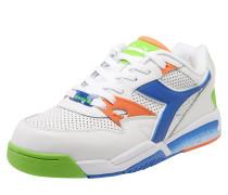 Sneaker 'rebound Ace' blau / grün / weiß