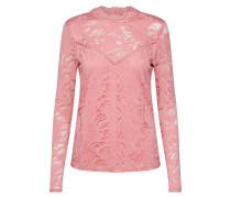 Spitzenshirt 'Vistasia' rosa