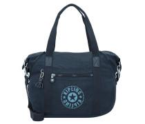 Handtasche 'Art' marine / hellblau