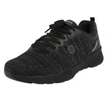 Sneaker schwarz / dunkelgrau