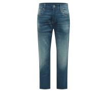 Jeans '3301 Loose' blue denim