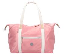 Weekender 'Edgeland Ewo' pink / weiß