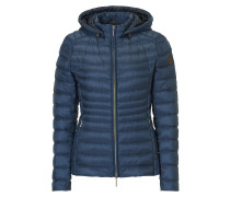 Jacke in leichter Stepp-Optik blue denim
