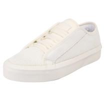 Sneaker 'Strett lace up' weiß