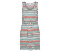 Kleid 'Flairy' grün / mischfarben