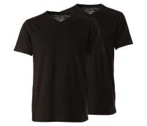 T-Shirt 'V Neck Double Pack'